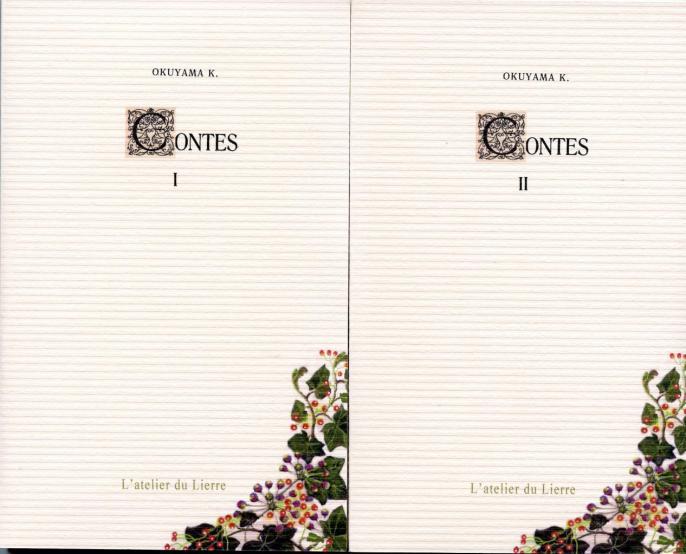 Contes I et II Six contes  de Kimihito Okuyama